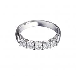 Destiny Platinum 1.50ct Diamond Ring