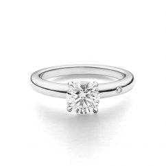The Hamilton Solitaire Diamond Ring
