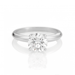 The Hamilton Select 2.00 Carat I-J/SI Diamond Engagement Ring GIA Certified