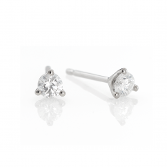 The Hamilton Essential Diamond Stud Earrings