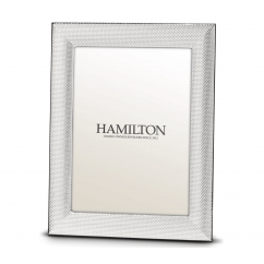 Hamilton Sterling Silver Cleo 4x6 Frame