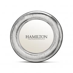 "Hamilton Sterling Silver Galaxy 3.5"" Round Frame"