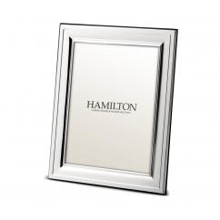 Hamilton Sterling Silver Hampton 8x10 Frame