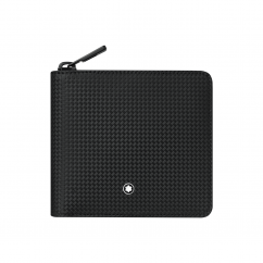 Montblanc Extreme 2.0 Wallet 4cc Zip-Around with Coin Case