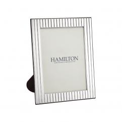 Hamilton Sterling Silver Nassau 3.5x5 Frame