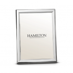 Hamilton Sterling Silver Monmouth 5x7 Frame
