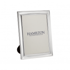 Hamilton Sterling Silver Palm Beach 8x10 Frame