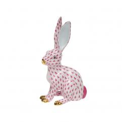 Herend Raspberry Jack Rabbit