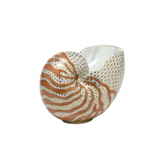Herend Reserve Collection Nautilus