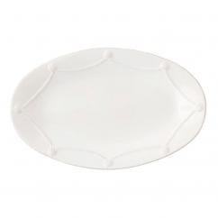 Juliska Berry & Thread Whitewash Oval Platter