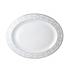 Bernardaud Milo Oval Platter 15 Inch