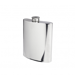 Hamilton Pewter Flask
