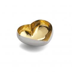 Michael Aram Heart Gold Dish
