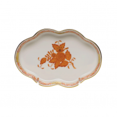 Herend Rust Small Tray