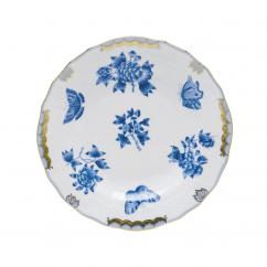Herend Fortuna Blue Dessert Plate