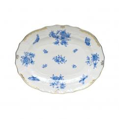 Herend Fortuna Blue Platter