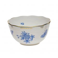 Herend Fortuna Blue Round Bowl