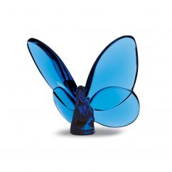 Baccarat Papillon Lucky Butterfly Blue