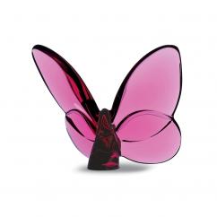 Baccarat Papillon Lucky Butterfly Pink
