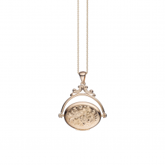 Hamilton Classic Gold Swivel 22mm Locket