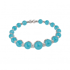 Chantecler Cherie 18k Gold and Turquoise Bracelet, Exclusively at Hamilton Jewelers