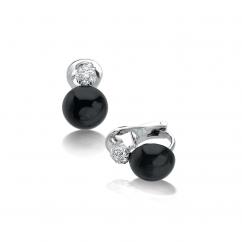 Chantecler Bon Bon Black Onyx Earrings, Exclusively at Hamilton Jewelers