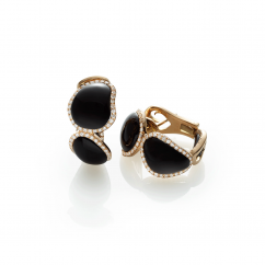 Chantecler Enchanted Black Onyx Earrings, Exclusively at Hamilton Jewelers