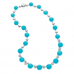 Chantecler Turquoise Necklace, Exclusively at Hamilton Jewelers