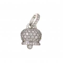Chantecler Campanella Diamond Charm, Exclusively at Hamilton Jewelers