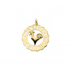 Chantecler Logo Rooster Pendant, Exclusively at Hamilton Jewelers