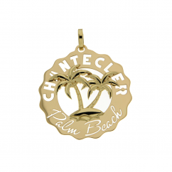 Chantecler Logo Palm Beach Pendant, Exclusively at Hamilton Jewelers