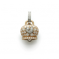 Chantecler Campanella 18k Gold and Diamond Charm, Exclusively at Hamilton Jewelers