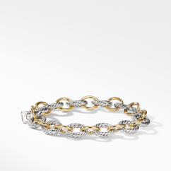 The Chain Collection Oval Link Bracelet
