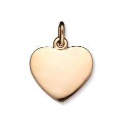 Hamilton 18k Heart Charm