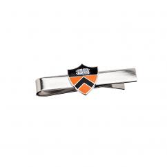 Hamilton Princeton University Enamel Tie Bar