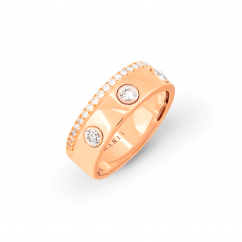 Marli 18k Gold Chelsea Diamond Ring