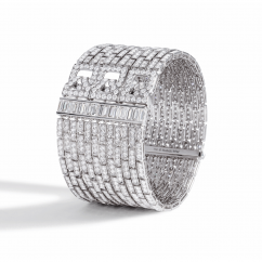 Private Reserve 18k White Gold and Diamond Bracelet
