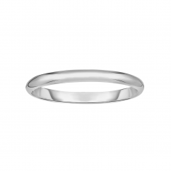 Sterling Silver 9mm Bangle Bracelet