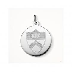 Hamilton Sterling Silver Princeton University Charm