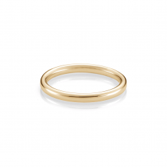The Hamilton Select 14k Yellow Gold Wedding Band