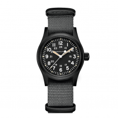 Hamilton Khaki Field Mechanical Gray H69409930