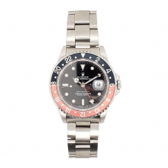 "Pre-Owned Rolex ""Coke"" GMT Master #16710"